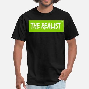 Realistic THE REALIST - Men's T-Shirt