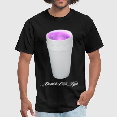 Double Cup Lyfe - Men's T-Shirt