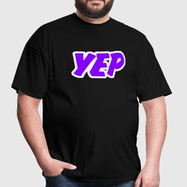 Dubz YEP T-Shirt - Men's T-Shirt