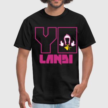 yolandi_da_name_2 - Men's T-Shirt