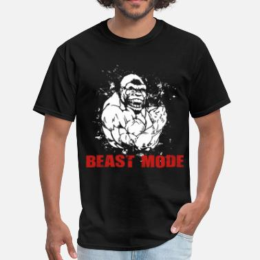 Mma Gym Bodybuilding Motivation MENS GYM MMA BODYBUILDING MOTIVATION TRAINING WORK - Men's T-Shirt