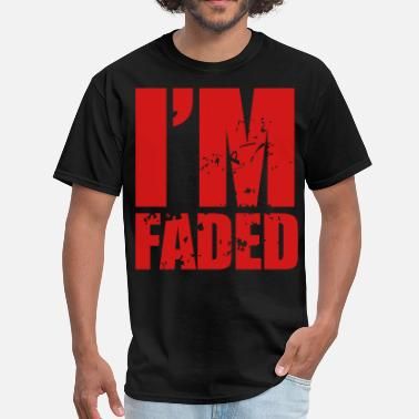 Im Faded im_faded - Men's T-Shirt