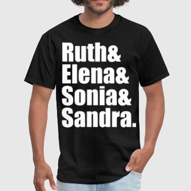 Ruth Elena ruth elna sonia sandra wife - Men's T-Shirt