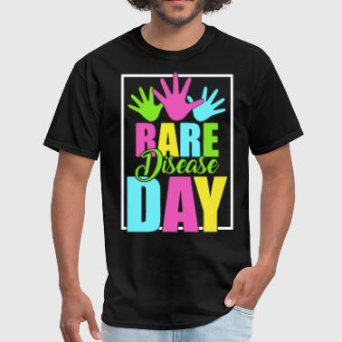 rare disease day friend - Men's T-Shirt