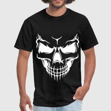 Skull Head Skull Teeth - Men's T-Shirt