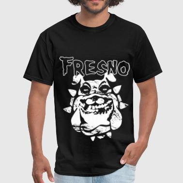 Fresno Skulldog - Men's T-Shirt