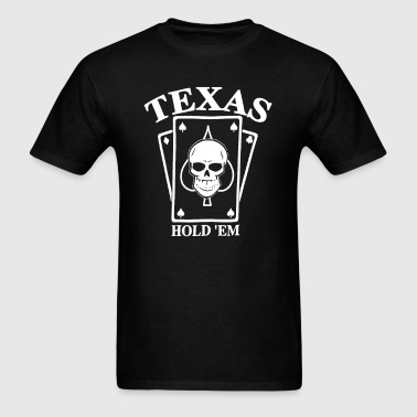 TEXAS HOLDEM Poker - Men's T-Shirt
