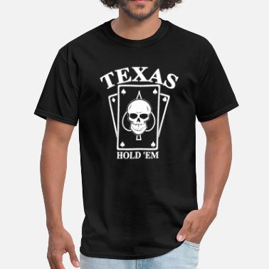 Texas Holdem TEXAS HOLDEM Poker - Men's T-Shirt