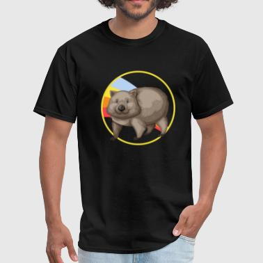 Wombat Wombat - Men's T-Shirt