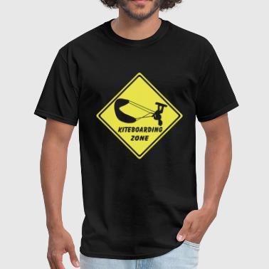 kiteboarding zone - Men's T-Shirt