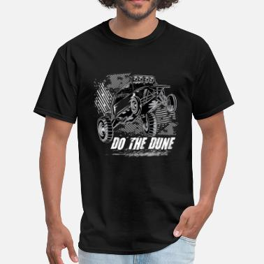 Desert Racing Dune Buggy Do The Dune - Men's T-Shirt