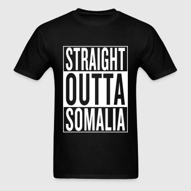 Somalia - Men's T-Shirt