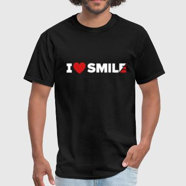 I Love Milfs SMILF - Men's T-Shirt