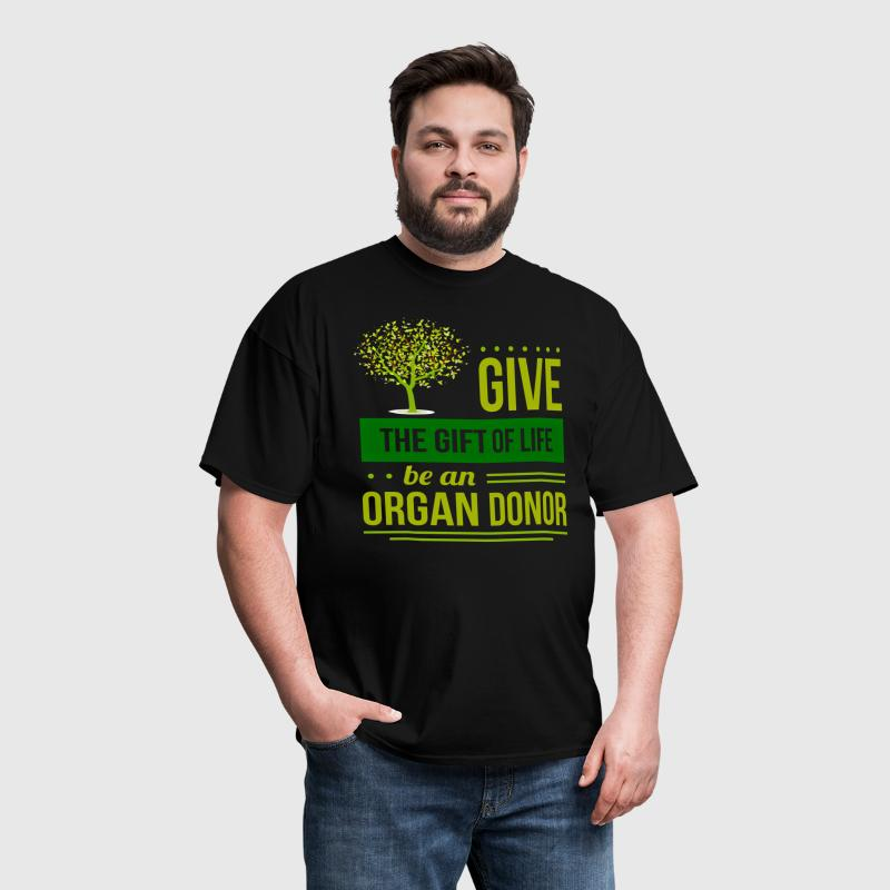 Organ Donation Men's Hoodie - Men's T-Shirt