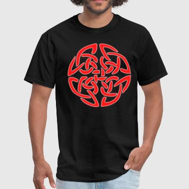 Shield Knot 1 - Men's T-Shirt