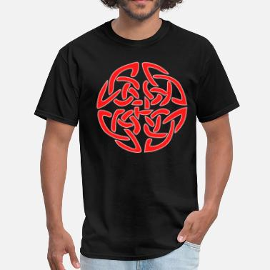Shield Shield Knot 1 - Men's T-Shirt