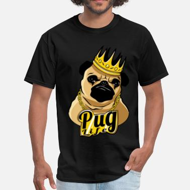 Thug Life Videos Pug Life Thug Life Videos - Men's T-Shirt