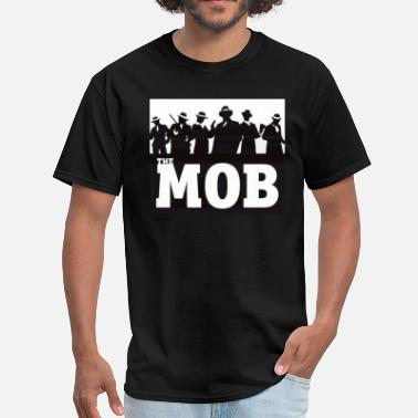 Mobbing mob - Men's T-Shirt