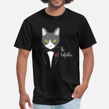 The Catfather The Catfather Tshirt - Men's T-Shirt