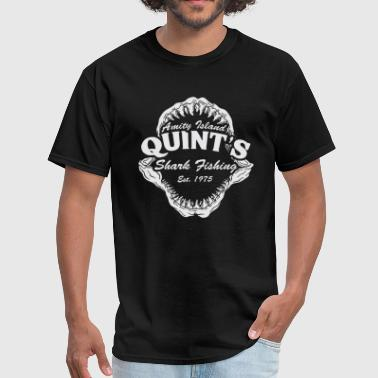 Quint Quint s Shark - Men's T-Shirt