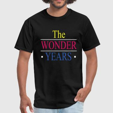 The Wonder Years - Men's T-Shirt
