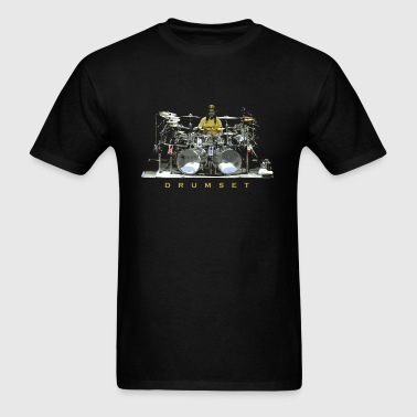 Drumset Drum - Men's T-Shirt