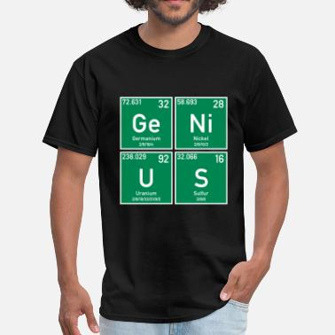 Streber Genius PSE - Men's T-Shirt