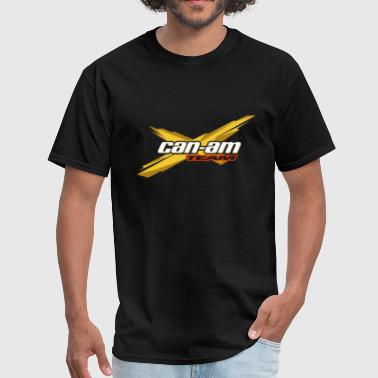 Can Am Can Am Logo Brp Atv - Men's T-Shirt