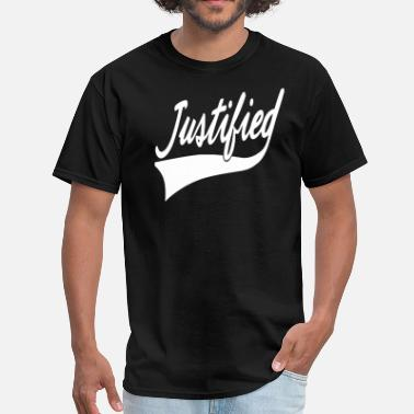 Justify JUSTIFIED - Men's T-Shirt