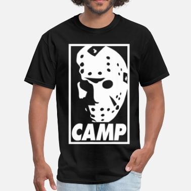 Jason Voorhees Camp Jason Voorhees - Men's T-Shirt
