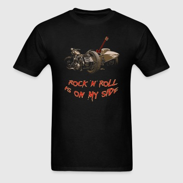 Only SideCar - Men's T-Shirt