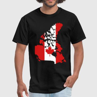 Calgary Rocky Mountains Canada - Men's T-Shirt
