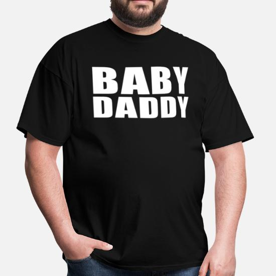 edfaba2c7 Front. Back. Back. Design. Front. Front. Back. Design. Front. Front. Back.  Back. Funny T-Shirts - Baby Daddy Funny Daddy Fathers Day Humor - Men's ...