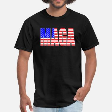 Donald Trump MAGA   - Men's T-Shirt