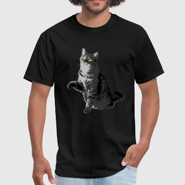 Tabby Cat - Men's T-Shirt