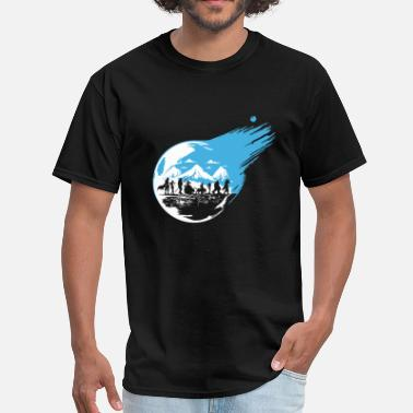 Fantasy Final Fantasy 7 Inspired - Men's T-Shirt