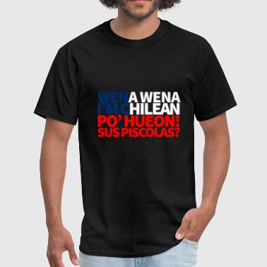 I'm chilean po hueon - Men's T-Shirt