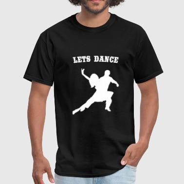 SALSA DANCING - Men's T-Shirt