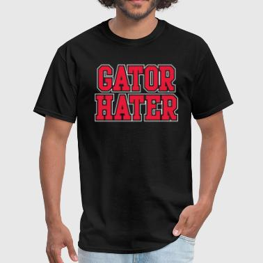 Bulldogs GATOR HATER - Men's T-Shirt