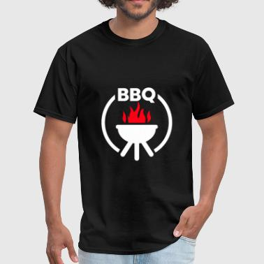 Meaningful Barbecue T-Shirt, Funny, meaningful BBQ Shirt - Men's T-Shirt