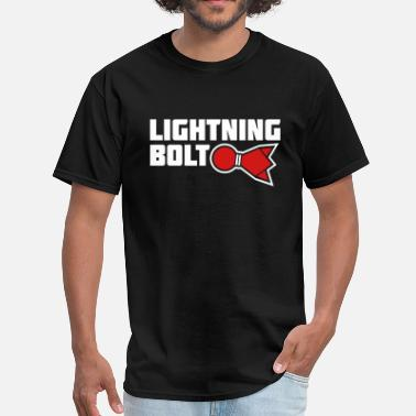 Truth Be Told Lightning Bolt! - Men's T-Shirt