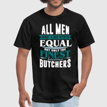 butcher gift idea meat market gift idea - Men's T-Shirt