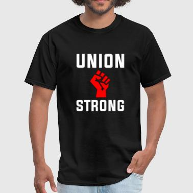 Union Strong Solidarity T Shirt - Men's T-Shirt