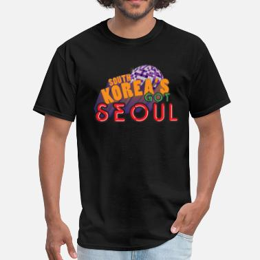 South Korea Seoul South Korea's Got Seoul - Men's T-Shirt