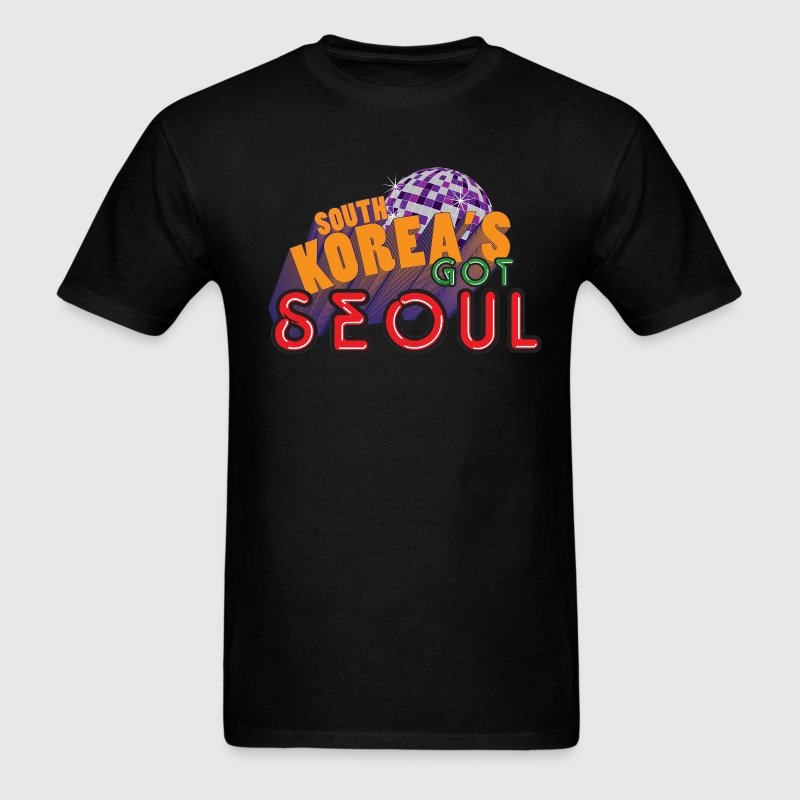 South Korea's Got Seoul - Men's T-Shirt