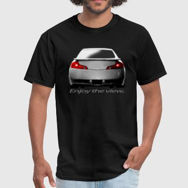G35 G35 Enjoy the view. - Men's T-Shirt