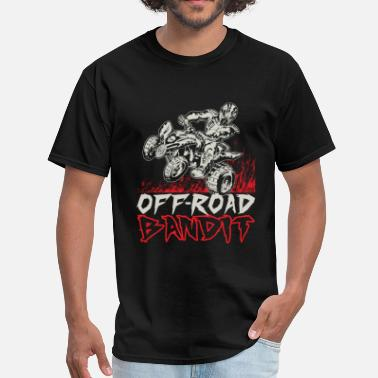 Bandits Kids ATV Quad Off-Road Bandit - Men's T-Shirt