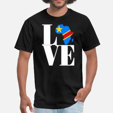 Congo REPUBLIC OF CONGO FLAG - Men's T-Shirt
