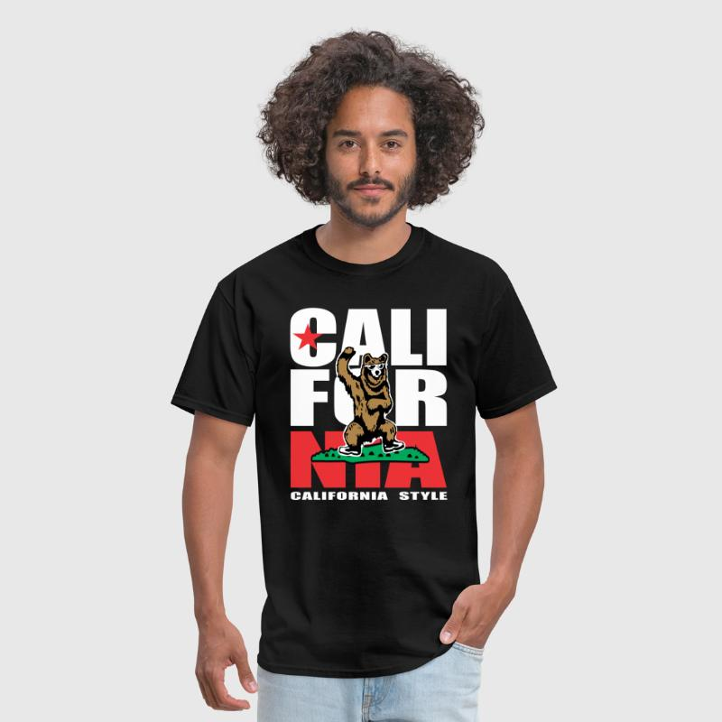 CALIFORNIA Gangam Style - Men's T-Shirt
