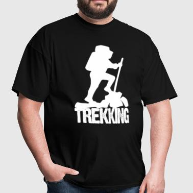trekking_tshirt - Men's T-Shirt